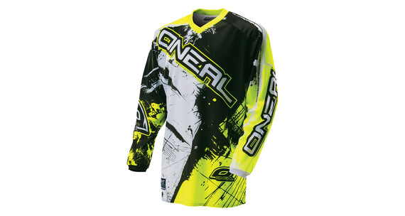 ONeal Element Shocker Jersey Men black/hi-viz